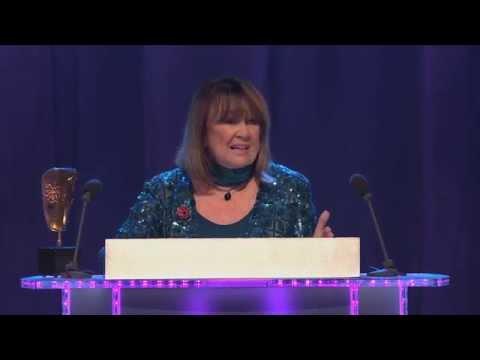 Special Award BAFTA Cymru Award Winner in 2014 - Nerys Hughes