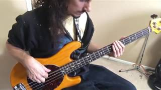 Kanye West - Follow God (Bass Cover)