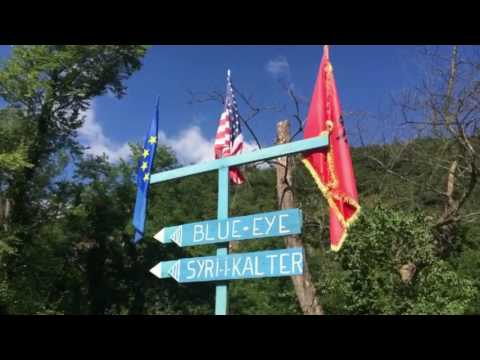 ALog 0011: A Hitchhiking Day Trip to Gjirokaster and Blue Eye, Albania