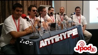 AntiHype Podcast en las Jpod13