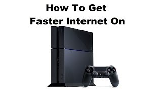 How To Get Faster Internet On PS4 (Static IP)