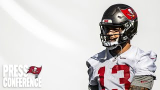 Mike Evans on Tom Brady: 'He's Playing Chess' | Press Conference