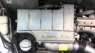 Mercedes A-Klasse W168 Geräusche/Klackern