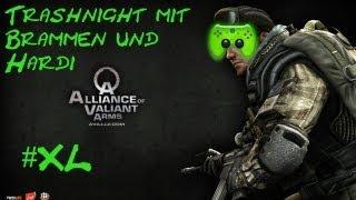 Trashnight mit Br4mm3n und Hardi #040 [Deutsch/HD] - Alliance of Valiant Arms
