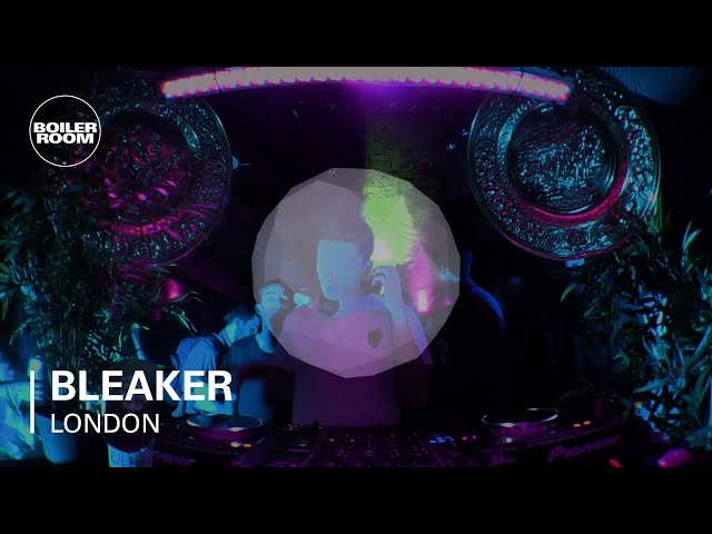 Bleaker Boiler Room London DJ Set