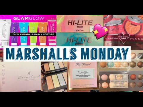 MARSHALLS MONDAY ll SOO MUCH GREAT MAKEUP!!! thumbnail