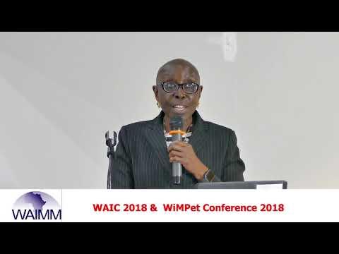 WAIC2018 Presentation By Awo Quaison - Sackey, VP Human Resource (Africa), Newmont Mining