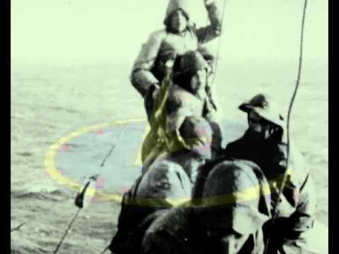 Cape Horn Road, 1928-1936, film about clipper ships Grace Harwar & Joseph Conrad
