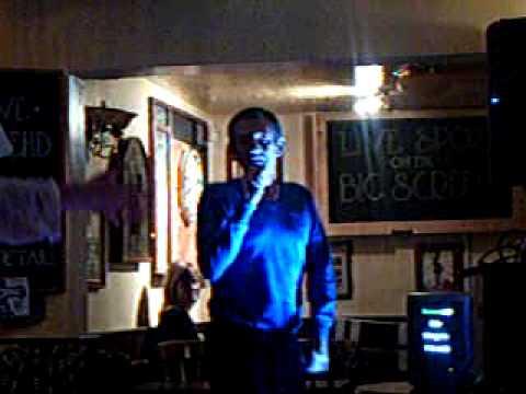 Karaoke Night at the Windsor Castle Pub