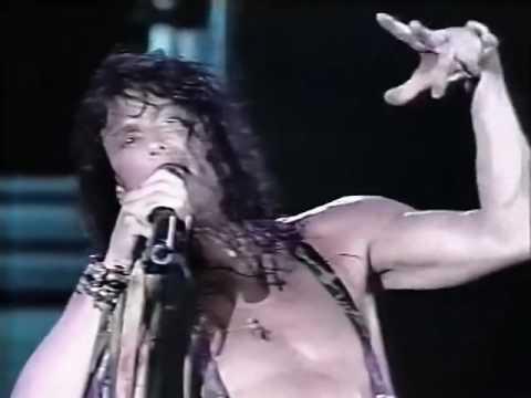 Aerosmith - Sweet Emotion (Rio De Janeiro 1994)