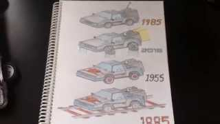 Happy Back to the Future Day! - My DeLorean Drawings