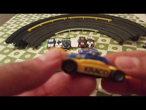 Tyco & AFX Slot Car Racing   Back In The Day!! Part 2