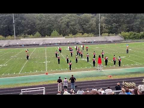 Wirt County High School Marching Band (Oil And Gas 2015)