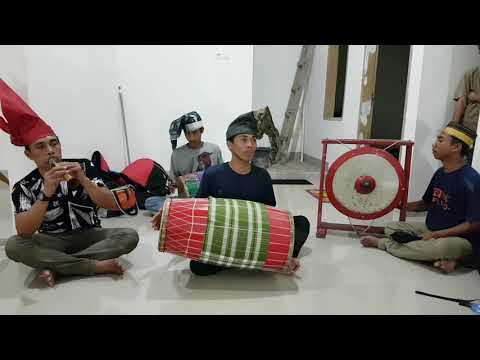 Ganrang Bulo Tunrung Pakarena Oleh Sanggar Seni Leko'boddong