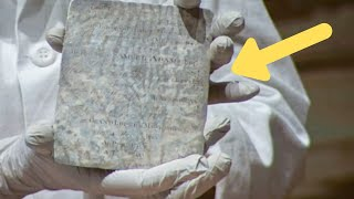 Workers Discovered Europe's Oldest Time Capsule Hidden Away In A Dusty Polish Church Spire