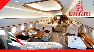 Aerei privati + lussuosi al mondo