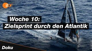 Seit mehr als zwei monaten jagen die yachten bei der segel-regatta vendée globe um welt. für spitzengruppe boris herrmann rückt heimat allmähl...