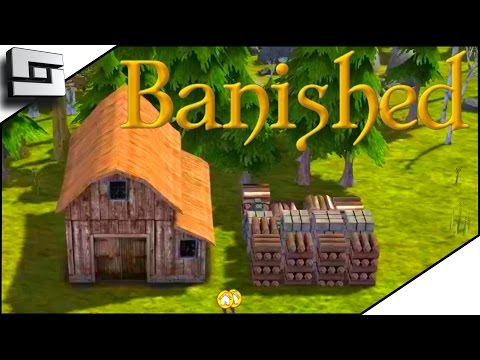 Banished Colonial Charter 1.6: EP37: Starting Shanty To ...