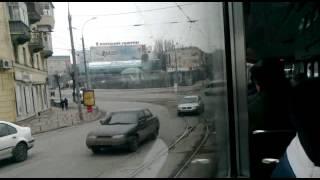 Винница. Самый длинный трамвай Be 4/6 Mirage №261 + B4 FFA/SWP №262...