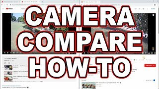 How to Compare ALL FPV Cameras 📷
