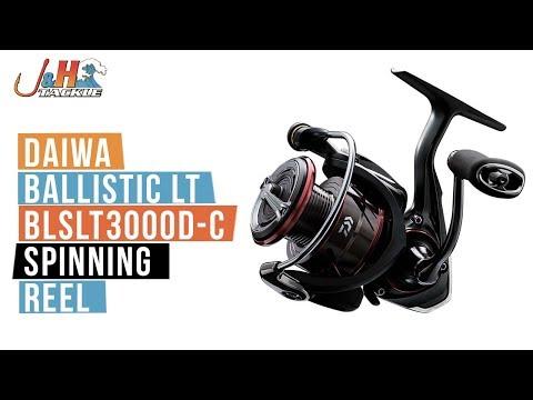 Daiwa EXISTLT3000D-C Exist LT Spinning Reel | J&H Tackleиз YouTube · Длительность: 3 мин18 с