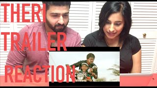 theri trailer reaction vijay amy jackson by rajdeep