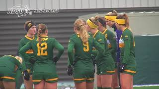 NDSU Women's Soccer Falls to Denver in Summit League Tournament Championship Match, 2-1