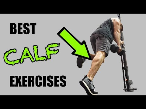 Advanced Calves Training – 5 Alternative Calves Exercises