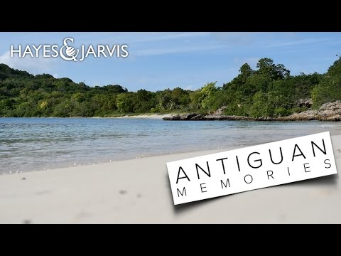 A Trip to a Desert Island | Antiguan Memories from Hayes & Jarvis