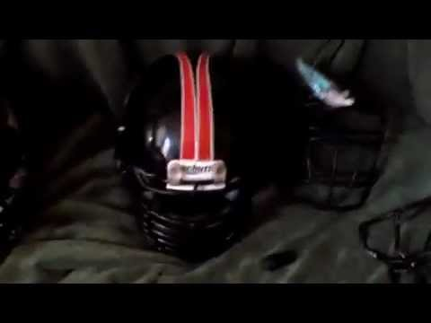 f78f2d32 Review of the Schutt Ion 4d with Big grill facemask | Doovi