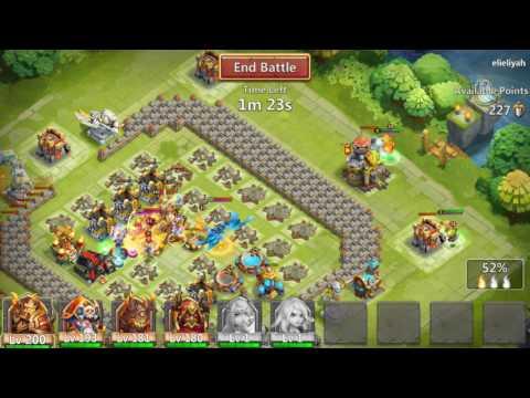 Castle Clash Gw Pet Strategy