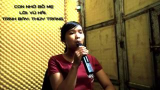 Cô gái miền tây hát nhạc chế cảm động rơi nước mắt | Con Nhớ Bố Mẹ | Nhạc chế Vũ Hải