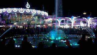 Египет, Шарм-эль-Шейх, Soho , поющие фонтаны