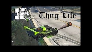 Gambar cover GTA 5 Thug Life Funny Videos Compilation
