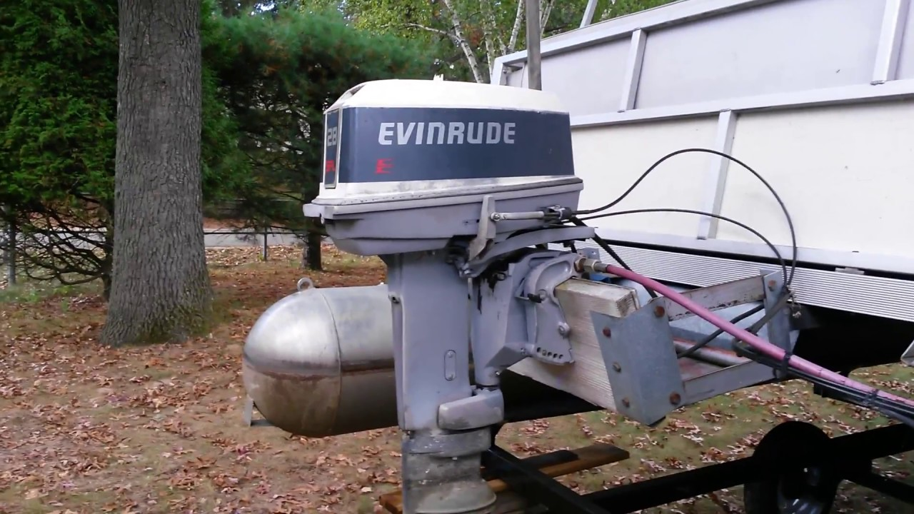 Winterize 2 cycle outboard motor by detroitwrecker doovi for How to winterize yamaha outboard