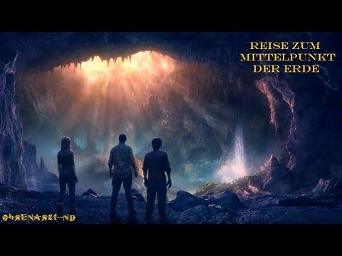 Reise zum Mittelpunkt der Erde YouTube Hörbuch auf Deutsch