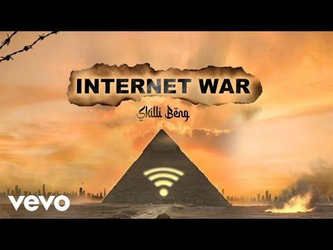 Skillibeng - Internet War (Official Audio Visualizer)