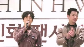 Dongwan fancam by https://twitter.com/H_yan324 Translations https:/...
