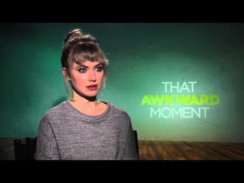 Imogen Poots and Tom Gormican of 'That Awkward Moment'