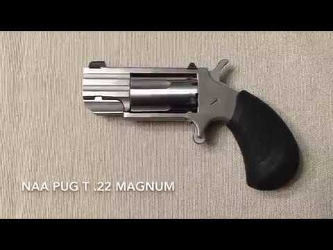 North American Arms PUG 22 MAGNUM Review