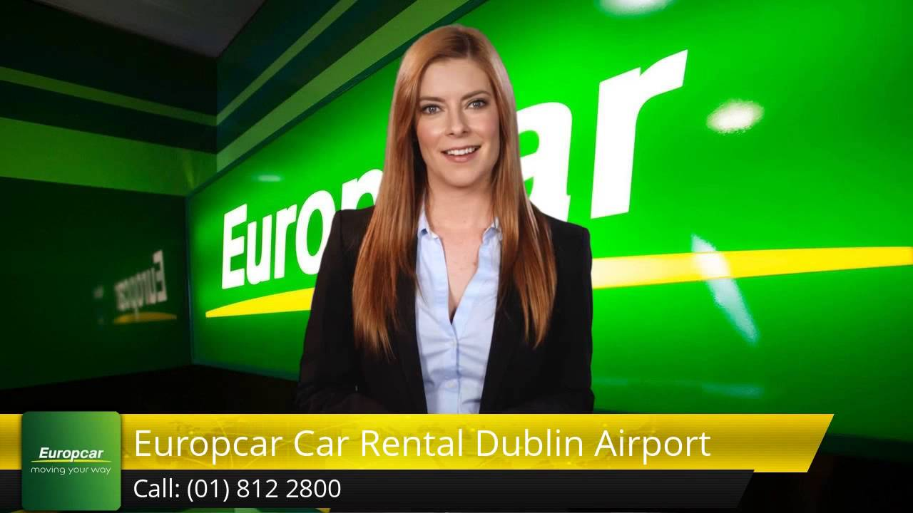Europcar Car Or Van Rental Company In Dublin Airport Review Youtube