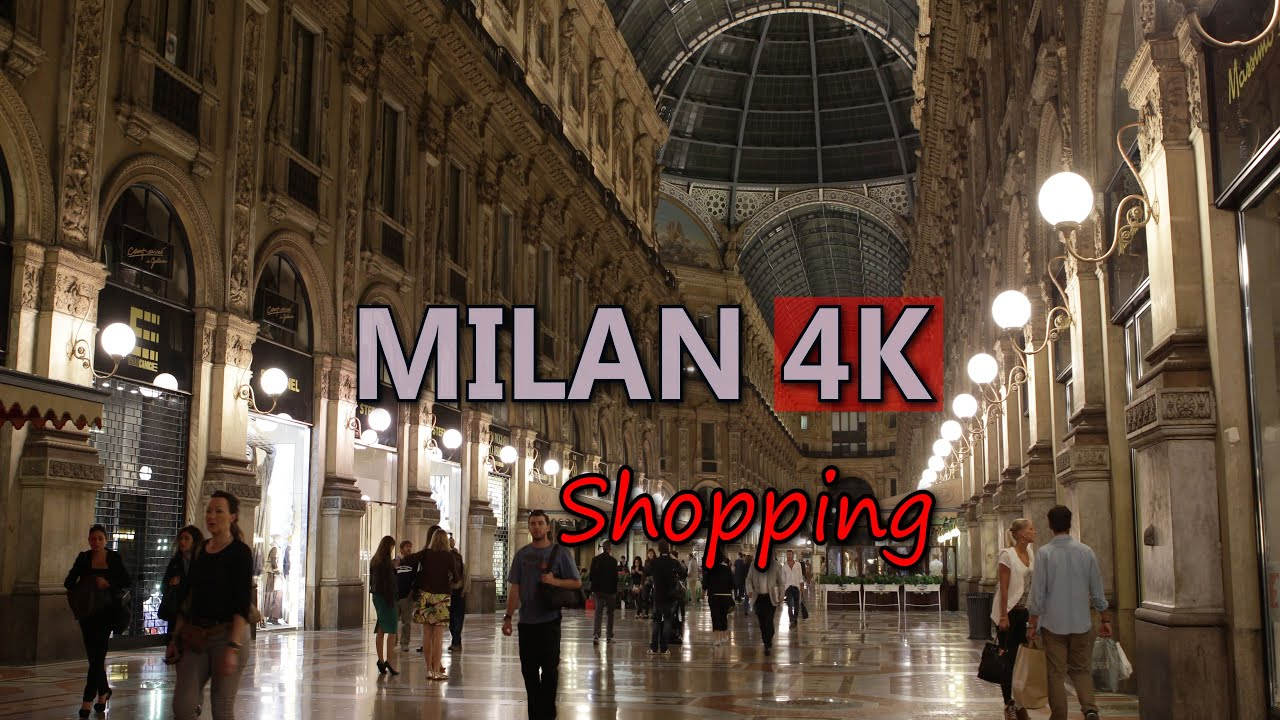 ultra hd 4k milan travel lifestyle shopping street fashion. Black Bedroom Furniture Sets. Home Design Ideas