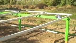 Hoop House Construction - Nmsu