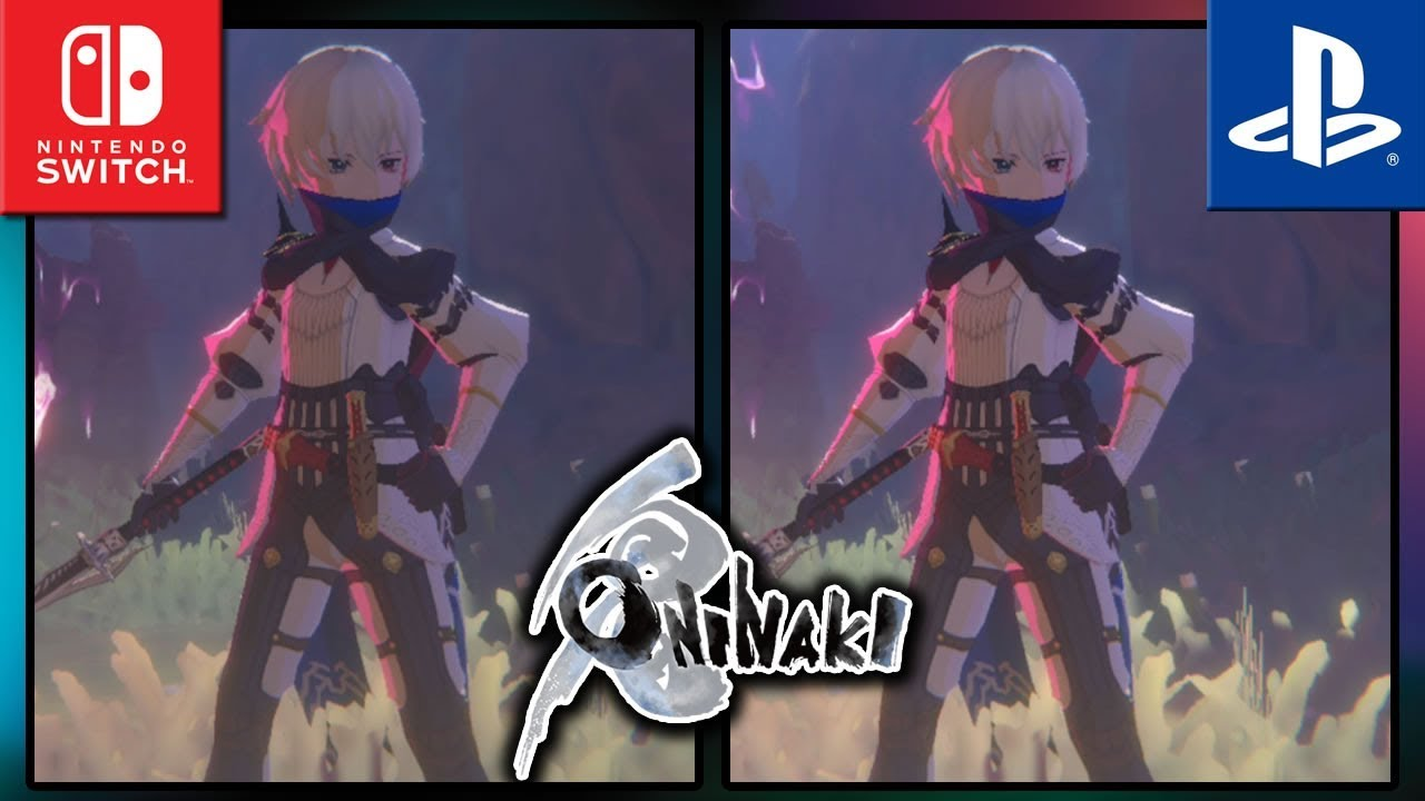 Oninaki | Switch VS PS4 | Frame Rate TEST Comparison