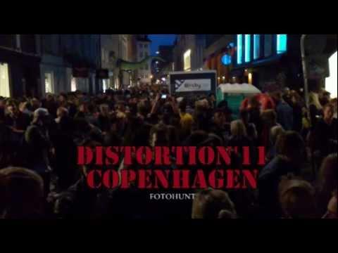 Distortion in Copenhagen'11 - The Best Of