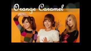 "Orange Caramel ""Funny Hunny"" Lyrics [ROMANIZATION]"