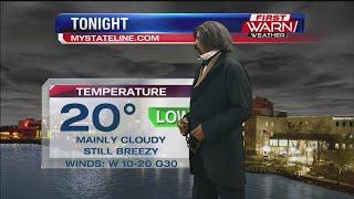 WATCH: Celebrity Forecaster Frederick Douglass