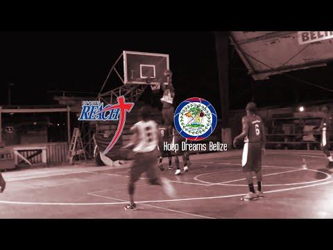 Sports Reach vs Hoop Dreams Belize | 2014  @ The Birds Isle
