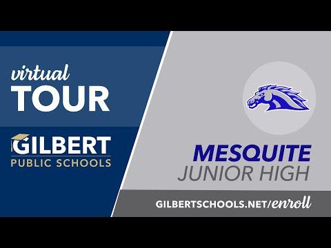 Mesquite Junior High School Virtual Tour | Gilbert Public Schools District | Gilbert, Arizona