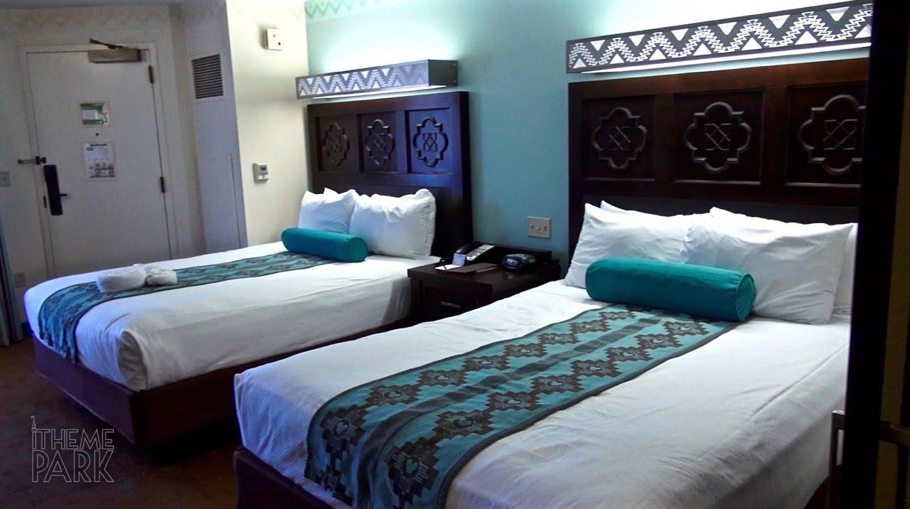 Disney Coronado Springs Hotel Rooms